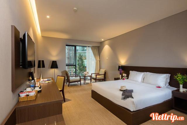Phòng ngủ - khu nghỉ dưỡng Terracotta Đà Lạt