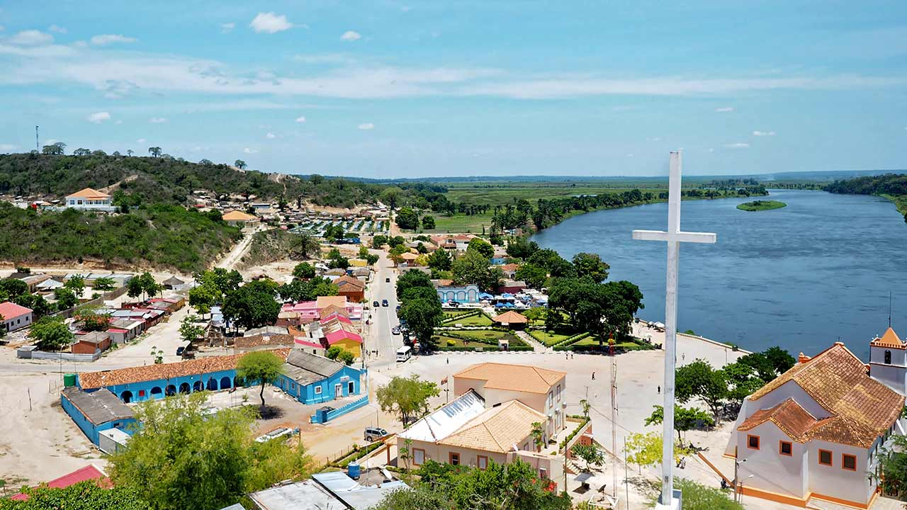 richest village in angola africa