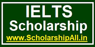 IELTS Scholarship