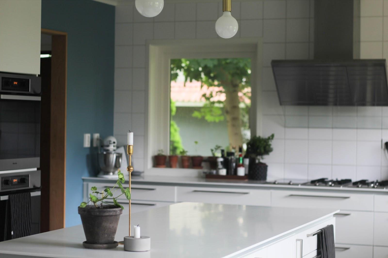 House Of Philia Halsans Kok : litet kok kokso  vort kok har vi en stor kokso och jag olskar