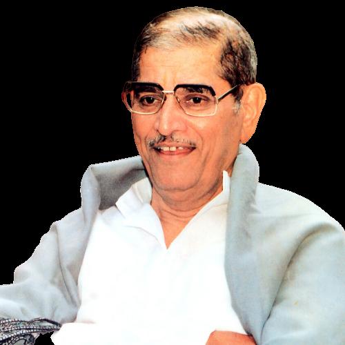 Pandurang Phastri Athavale-(Pujya Dadaji)