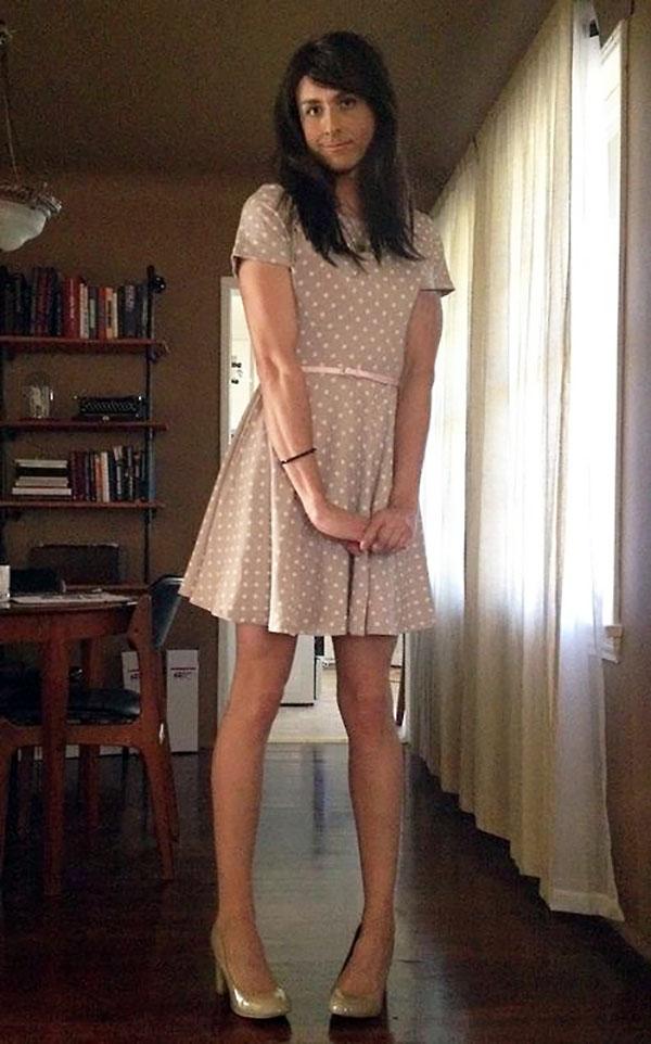 Pretty in polka-dots