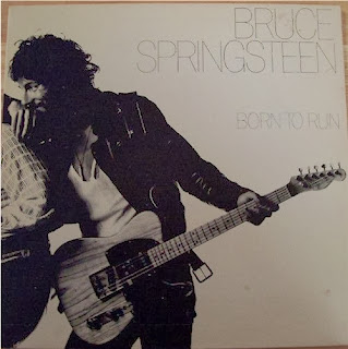 Bruce Springsteen Born to Run Iconic Record Album