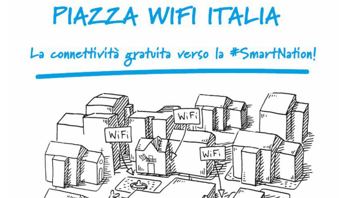 Piazza Wifi Italia Misterbianco