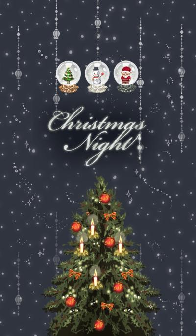 Christmas Night(antique)