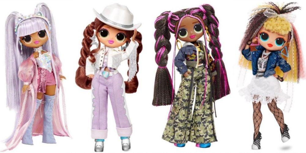 Куклы L.O.L. Surprise O.M.G. Remix