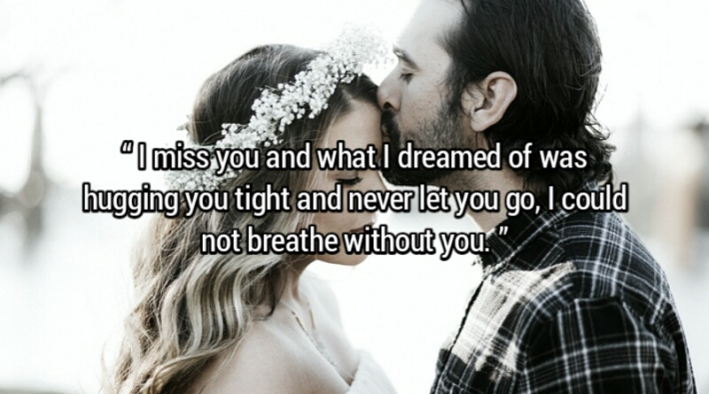 Romantic Quotes For Her (true love)