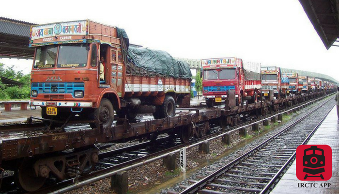 Indian Rail, indian railway, indian railways pnr status, IRCTC App, irctc seat availability, new delhi, rail info, Railways app, trucks,