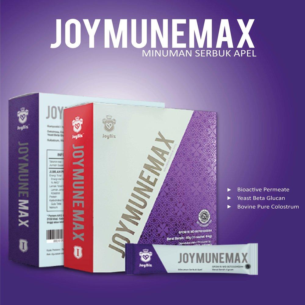 Joymunemax Immune Booster untuk Kekebalan Imun Tubuh