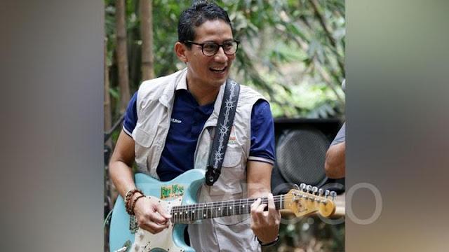 Rumah DP 0 Rupiah Ditiru Jokowi,  Sandiaga Yakin Pegawai Negeri Tetap Netral