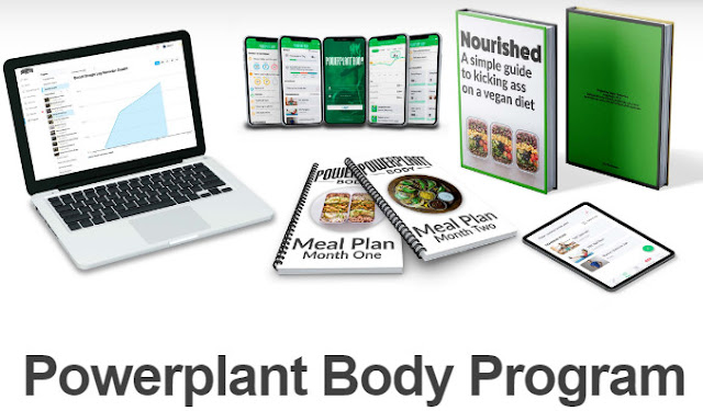 Powerplant Body Program Meal Plan, Accountability, Exercise Program PDF review SCAM OR LEGIT?