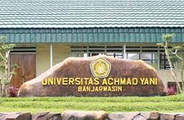 Daftar Perguruan Tinggi Swasta di Provinsi Kalimantan Selatan