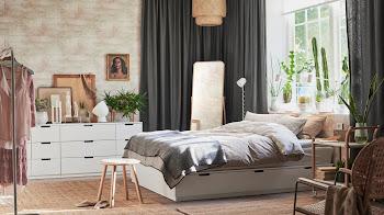 Tips para lograr obtener un dormitorio relajante y acogedor