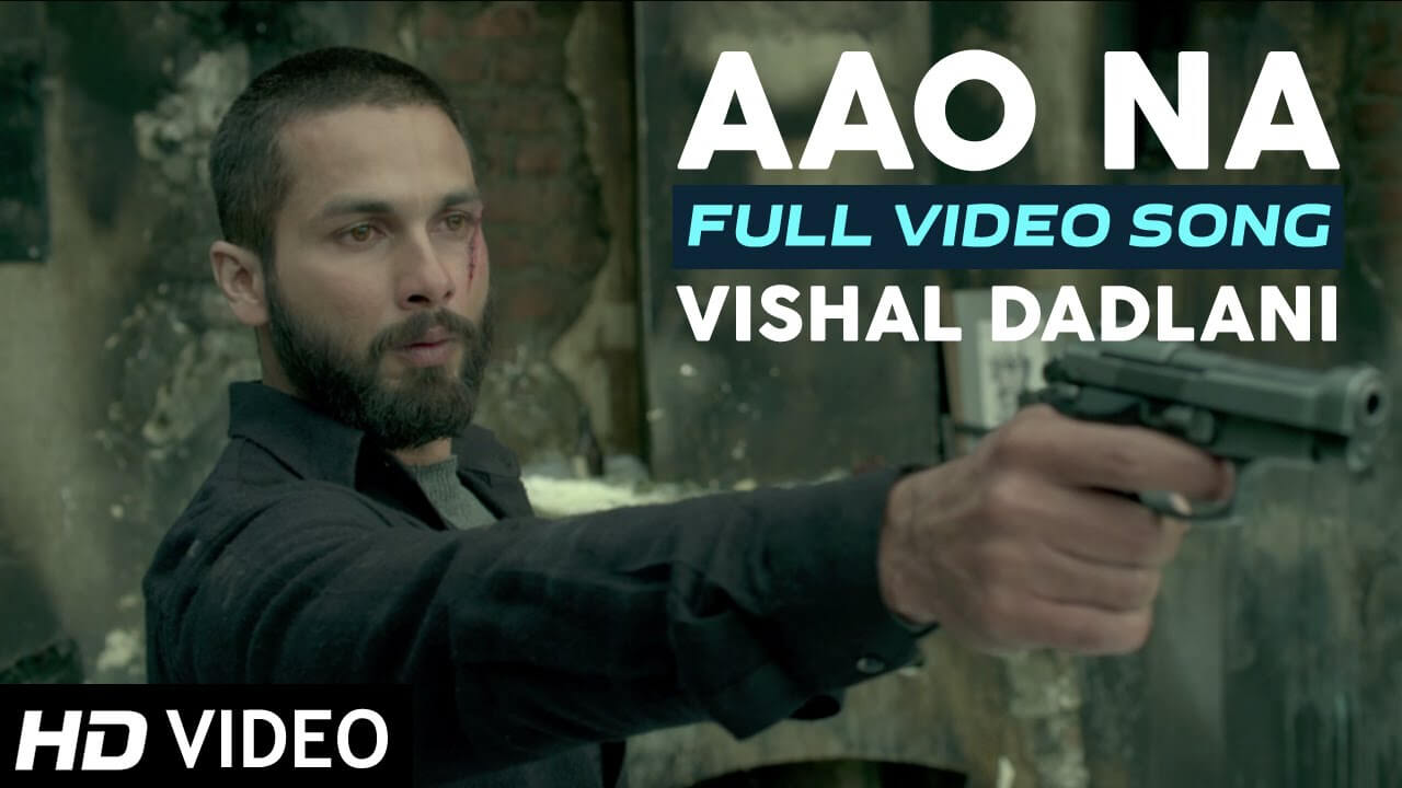 Aao Na lyrics in Hindi
