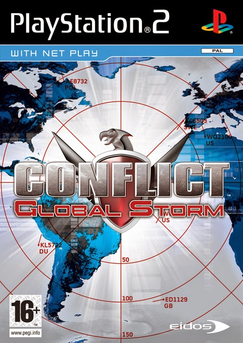 Cheat Conflict : Global Storm Ps2 Bahasa Indonesia