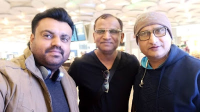 Parag Patil, Ratnakar Kumar and Awdhesh Mishra