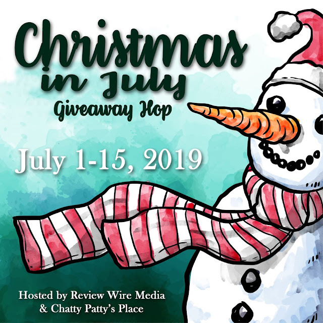 Win 20 PayPal Cash In The #ChristmasInJuly Giveaway Hop Ends 7/15