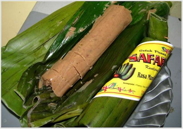 Gethuk Pisang;10 Top Kuliner Kediri;
