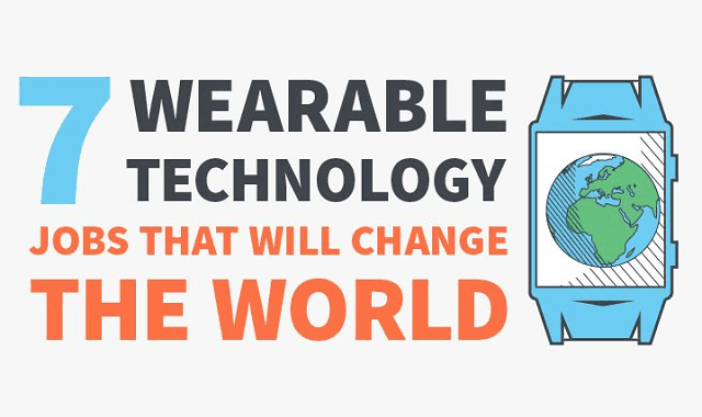 7 wearable tech roles that will change the world