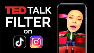 Ted Talk Filter Instagram : How To Get the Ted Talk Filter on tiktok and instagram