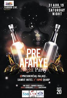 FABODO Entertainment Presents Pre-Afahye Night Party (Fetu-Afahye - Cape Coast) <Read Details>