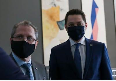 Governo de SP distribui álcool gel, máscaras e aventais no Vale do Ribeira