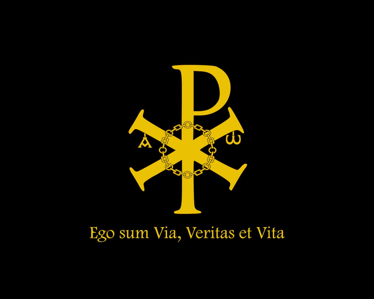 Wallpapers Chi Rho