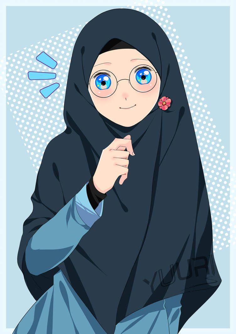 Kartun Muslimah Lucu Gemes