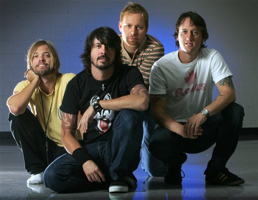 Foo Fighters Waiting on A War Single