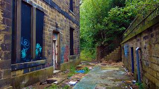 abandonded buildings in Manchester#urban exploration UK, derelict buildings UK ,urbexUK,