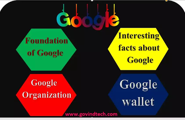 What is Google Organization और कैसे लोगों की मदद करने का काम करती है। काम करता है?