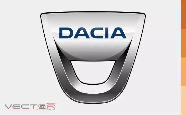 Automobile Dacia S.A. (2015) Logo - Download Vector File AI (Adobe Illustrator)