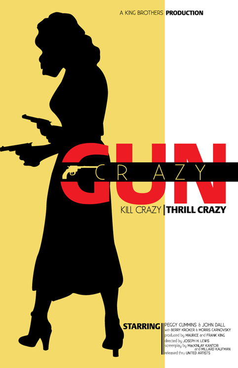 Classic Film Review Gun Crazy 1950 Out Of The Gutter