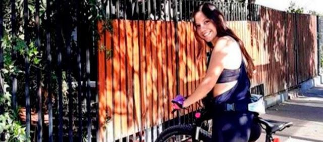 Ciclista Larense muere arrolla en Chile