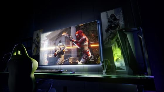 Nvidia's 65-inch Big Format Gaming Display unveiled at CES 2018
