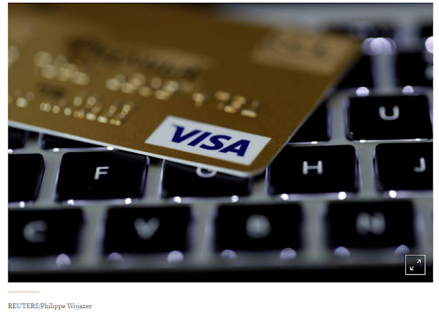 Visa mira PIX para ampliar negócios fora de cartões no Brasil