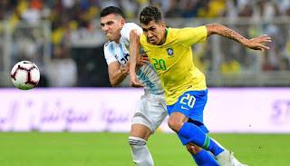 موعد مباراة الأرجنتين والبرازيل اليوم بتاريخ 14-11-2019 مباراة ودية