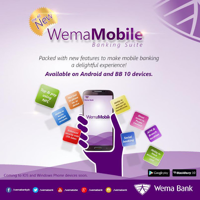 How To Use Wema Mobile Banking Suite with SMS Banking Features