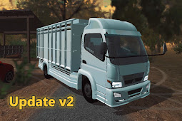 Template Livery ES Truck Simulator ID Versi 1.1 (Update)