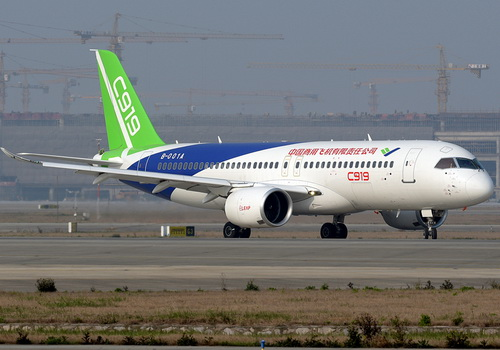 Tinuku China will spend $5.3 trillion to buy 35,000 jet fleets