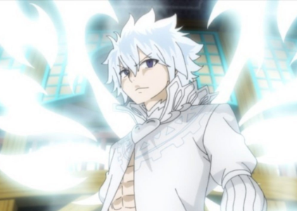 Fairy Tail Reveals New Zeref Form