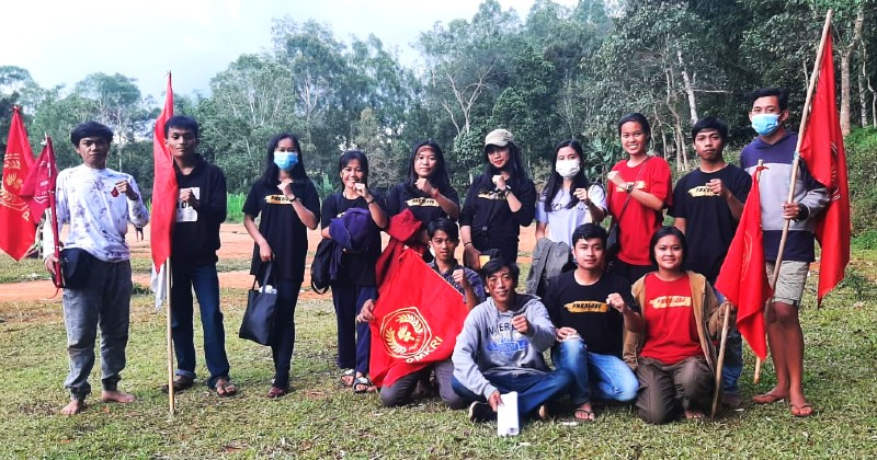 Rayakan HUT RI, PMKRI Toraja Gelar Perlombaan di Lapangan STM Rantelemo