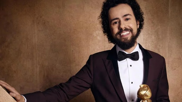 Menang Golden Globe, Ramy Youssef Teriak 'Allahu Akbar'