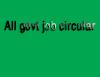 All govt job circular 2021