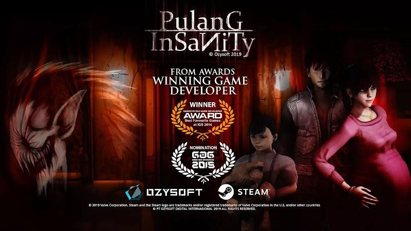 Akhirnya, Game Horor Indonesia Pulang: Insanity Akan Rilis Tahun Ini