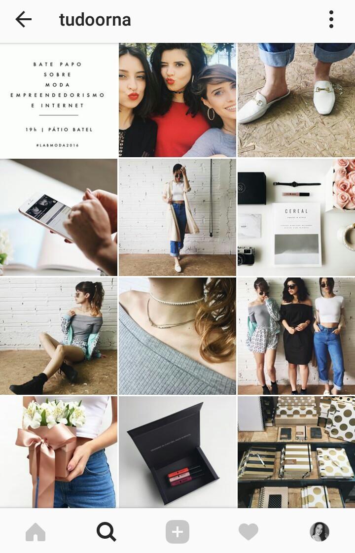 Feeds do Instagram para se inspirar - Ela Quer Ser