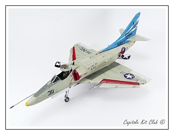 A-4E Eduard 1/48