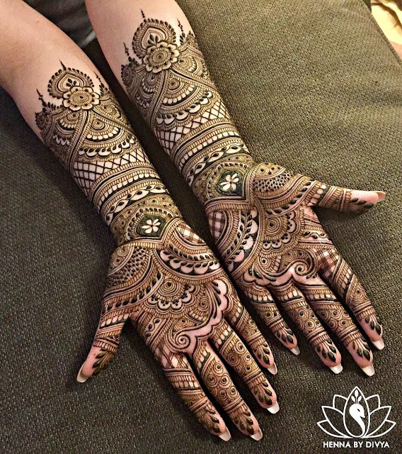 90 Gorgeous Indian Mehndi Designs For Hands This Wedding Season Bling Sparkle