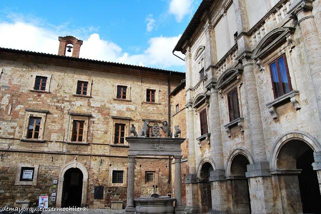 Montepulciano, La Toscana