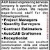 Innovarè Construction Engineering (UK Based) Company Lahore Jobs